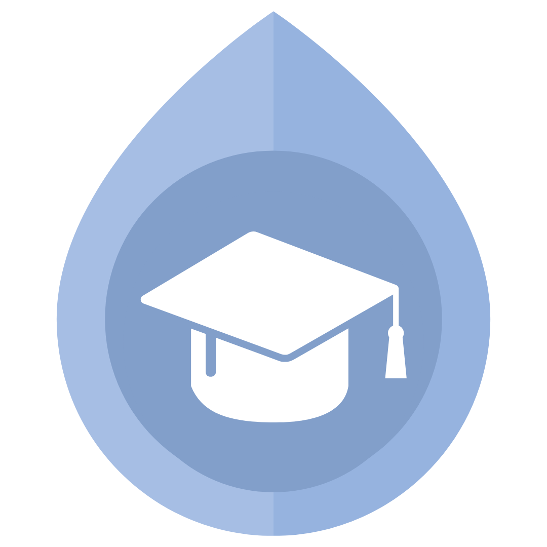 education + water